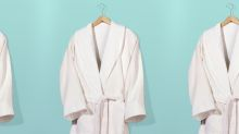 Brooklinen Just Launched Super Plush Bathrobes Perfect for At Home Spa Days