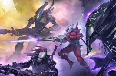 The Eldar invade Warhammer 40k: Eternal Crusade