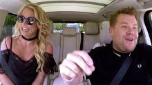 Is Britney Spears Miming In Her Carpool Karaoke Sneak Peek?