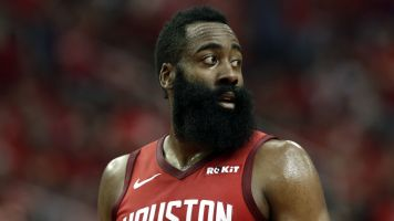 Rockets can't accept that Harden isn't the MVP