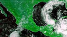 México: el huracán Delta se intensificó a categoría 4 y comenzó la evacuación