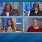 Whoopi Shouts Down Another Meghan McCain and Joy Behar Fight: 'I Swear to GOD!'