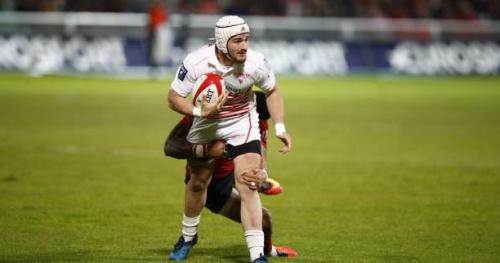 Rugby - Transfert - Alex Arrate (Biarritz) au Stade Français la saison prochaine (officiel)