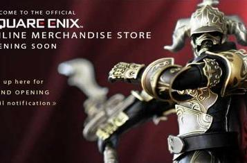 Square Enix launching US online store