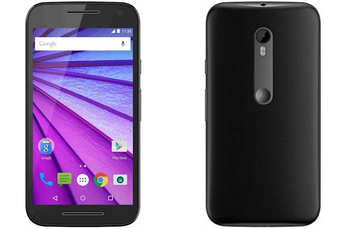 Here's your clearest look yet at the next Moto G