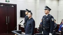 Ex-presidente da Interpol é condenado a 13 anos de prisão na China