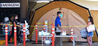 Plea for action over Florida virus crisis falls on deaf ears