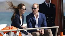 Prince William and Kate Middleton Took Their Kids to the Isles of Scilly for a Summer Vacation