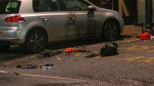 Man 'sets himself on fire' outside London pub
