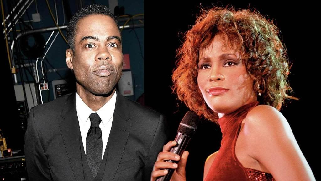Chris Rock Slammed By Whitney Houston Fans After Making