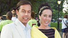 Kate Spade's husband posts heartbreaking tribute to her on the first anniversary of her death: 'You were and still are my favorite poem'