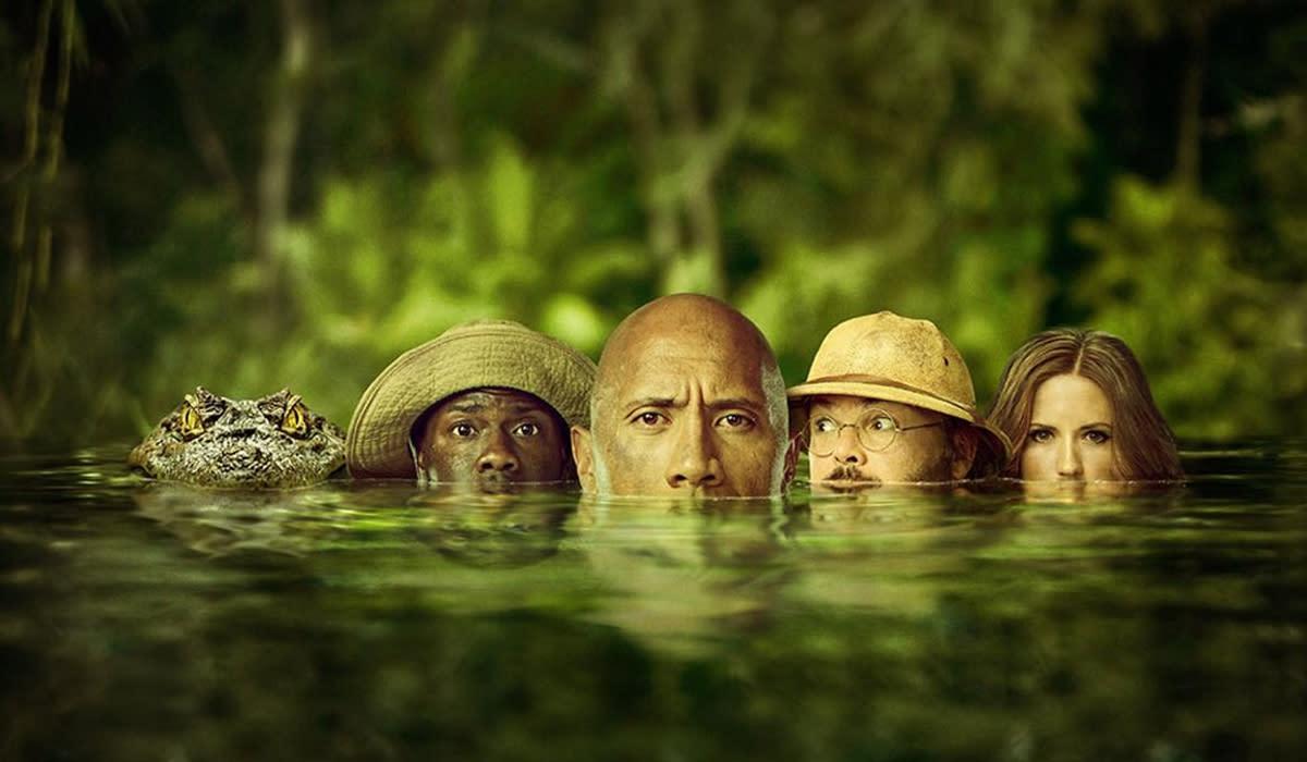 Jumanji Welcome To The Jungle 2017 Movie Review Epsilon Reviews