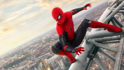 Spider-Man poster contains hilarious Photoshop fail
