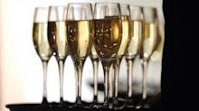 What fizz to serve at weddings? The answer might not be champagne...