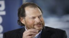 San Francisco is a 'train wreck' of inequality because of Silicon Valley, Salesforce's CEO says