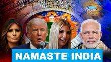Ivanka Trump and Jared Kushner to accompany Trump to India visit