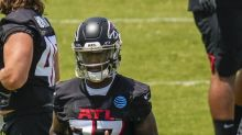 Falcons sign rookie safety Richie Grant