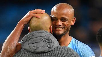 Vincent Kompany verlässt Manchester City und wird Spielertrainer beim RSC Anderlecht