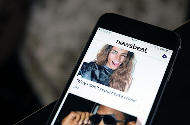 BBC's Newsbeat app is its first aimed solely at young adults