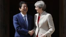 Japan seeks early free trade talks with UK amid Brexit fears