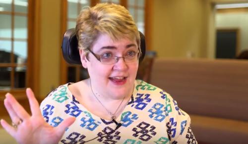 stephanie miner cerebral palsy