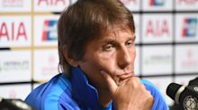 Inter manager Antonio Conte concerned at lack of transfer activity, particularly for Romelu Lukaku
