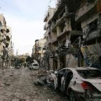 Iran says Damascus suburbs assault to continue as fighting rages