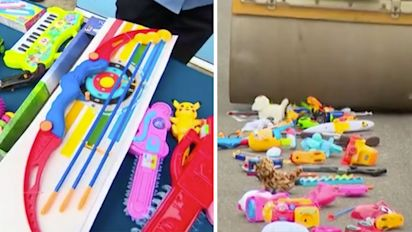 Revealed: The 'dangerous' toys to avoid this Christmas