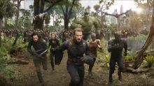 Elenco de 'Vingadores: Guerra Infinita' gravou cenas falsas para manter segredo sobre o filme