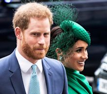 After finding their freedom at last, Harry and Meghan have never appeared more trapped