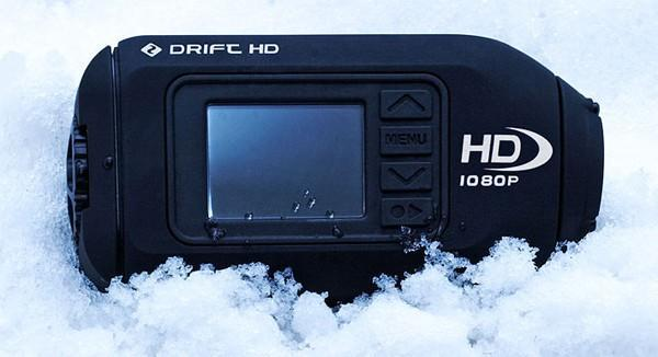 Drift Innovation unveils compact Drift HD, still up for your extreme antics (video)