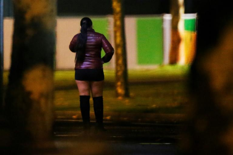 Sex workers in France are struggling as the novel coronavirus threatens their livelihoods -- and there is no safety net in sight