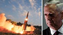 Es gibt nur einen Weg, Nordkorea zu besiegen, sagt der US-Verteidigungsminister