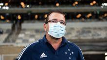 Enderson diz que Cruzeiro precisa 'entrar de fato' na Série B