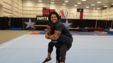 Simone Biles and boyfriend Stacey Ervin for the win as Instagram's cutest couple