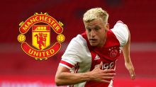 'I can play everywhere!' - Van de Beek confident of fitting into Solskjaer's line up at Man Utd