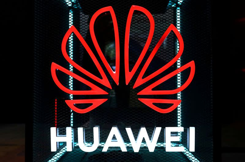 Huawei says sales rose 18% in 2019 despite U.S. pressure