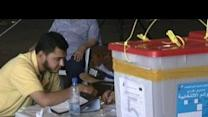 Count begins following Libya election