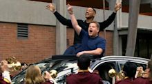 Will Smith Is 'Gettin' Jiggy Wit It' On the First Episode of 'Carpool Karaoke'