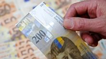 Swiss franc on track for biggest drop in six years and the devaluation has further to run, say analysts