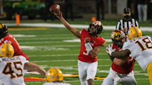 Taulia Tagovailoa becomes 1st Maryland QB to throw for 300 yards since 2013