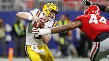 Heisman worthy: Burrow's top five plays of 2019