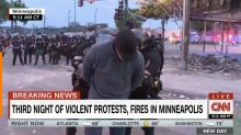 CNN reporter arrested live on air at George Floyd Minnesota protest