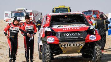 Ickx convinced Alonso can win Dakar in future