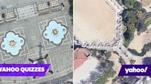 Quiz! Can you recognise these famous landmarks from above?