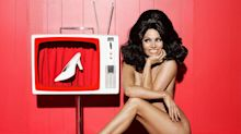 Pamela Anderson Poses Naked (and Rocks Brunette Hair!) for 'Paper'