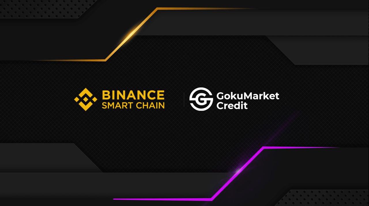 GokuMarket Launches DeFi on Binance Smart Chain