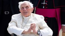 Former Pope Benedict is seriously ill: German newspaper