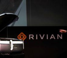 Amazon places big bet on aspiring Tesla rival Rivian