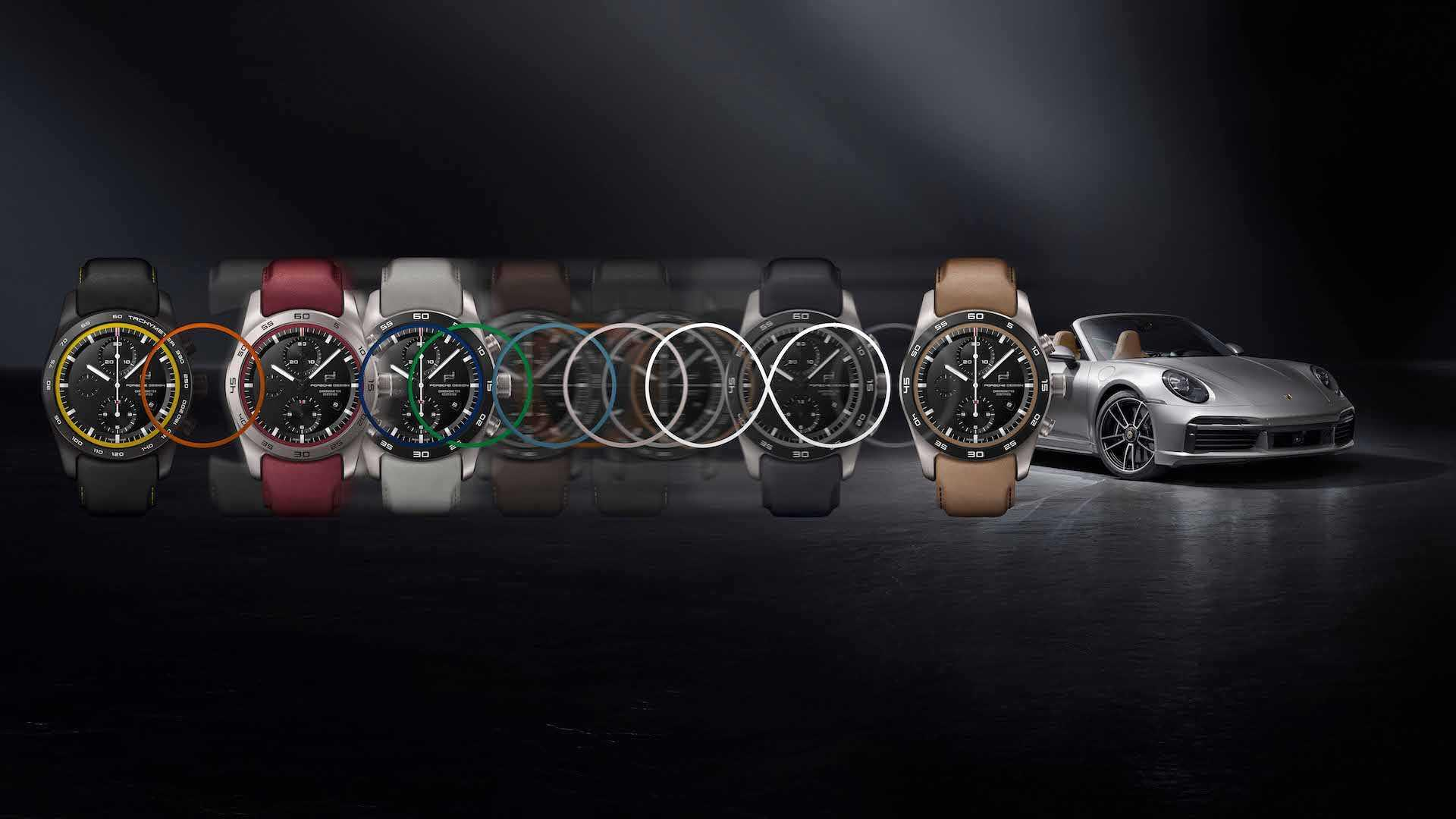 You Can Now Personalize Your Porsche Design Watch